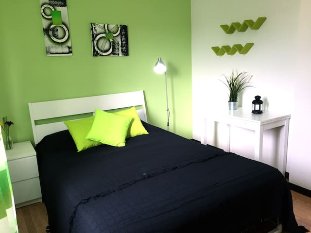 Great Studio with balcony 5C - Coimbra - Apartamento