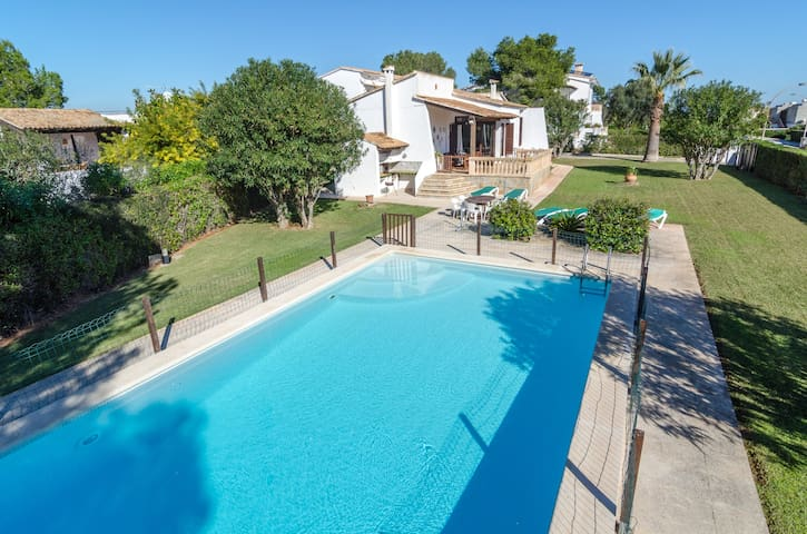 CAN CALSINA - Villa with private pool in Cala Anguila.