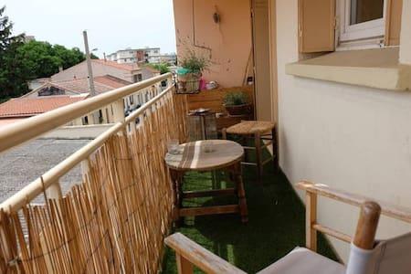 Chambre dans une colocation atypique - Montpellier