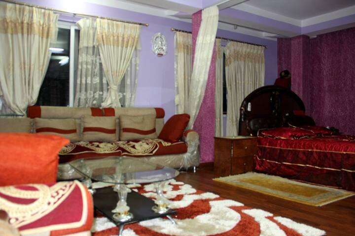 Comfortable Home in Dillibazar Kathmandu