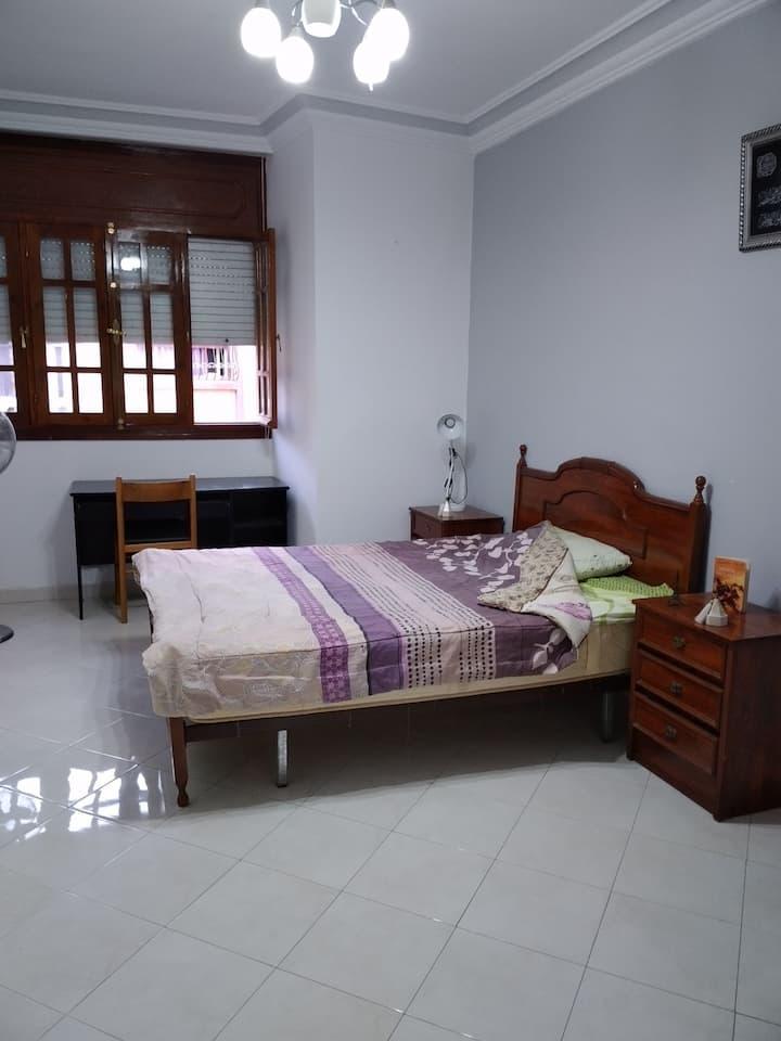 Relaxing Cozy Room close to Rabat