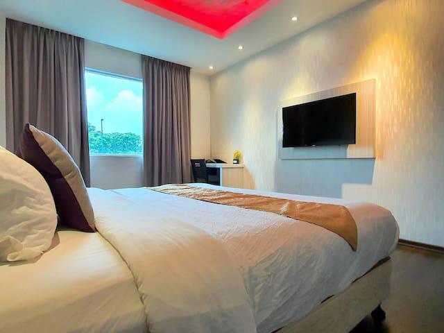 Malacca | Plaza Mahkota Double Deluxe Room