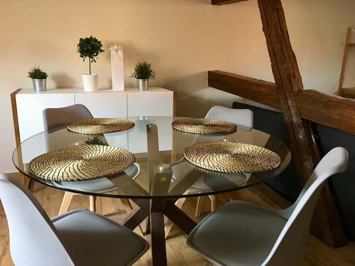 Gite des Cigognes au cœur du village  d'Eguisheim