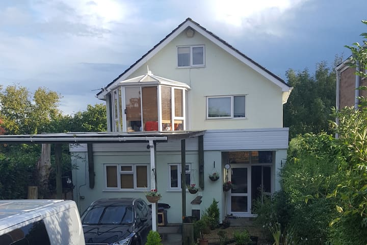 Fir Tree Lodge, Shirehampton, Bristol,