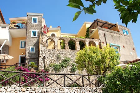 CasaleVillarena Sea View Double B&B - Massa Lubrense