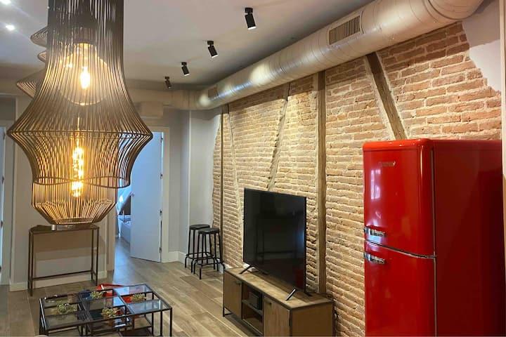 Sefardí Apartment, Calle Mayor, Alcalá de Henares