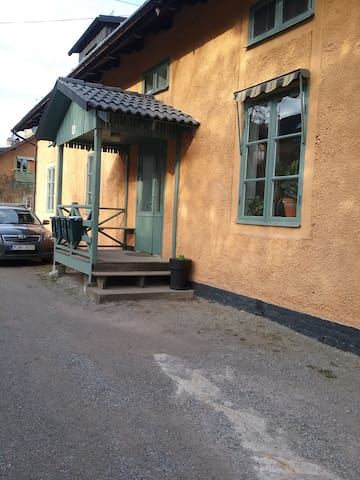 In the heart of Gustavsberg, near Stockholm - Gustavsberg - Apartamento