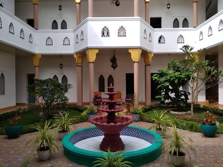 Syariah Stay with Balcony in Delitua at Shaqilla