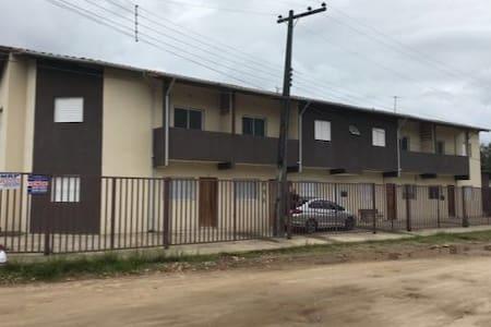 Aconchegante apartamento na praia da Maranduba