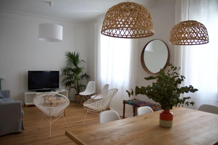 ~NEW~ Gran vivienda junto a Gran Vía ~ - Madrid - Apartment