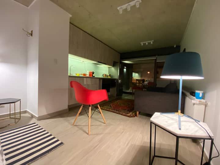 Estudio Loft Edificio Mirador Barón Valparaíso
