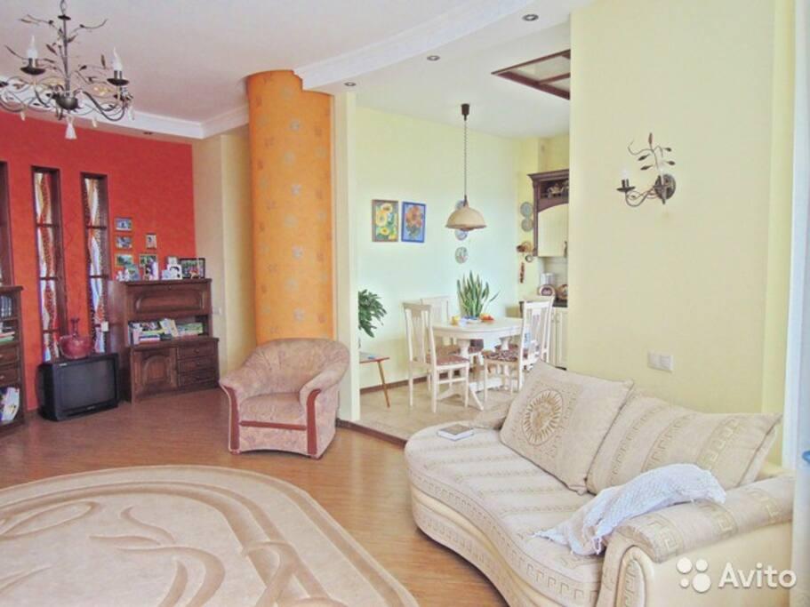 гостиная ( living room)