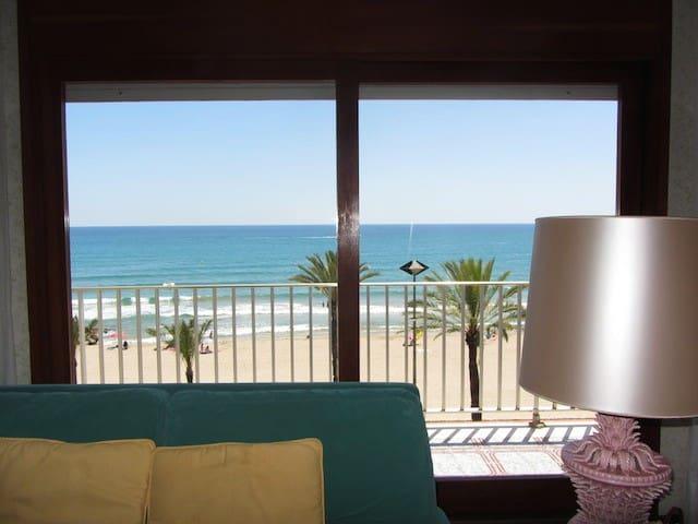 Magnífico Apartamento con Vistas Frontales al Mar