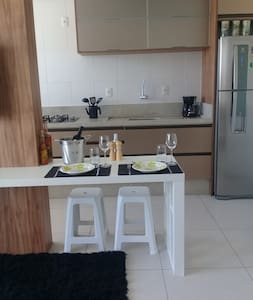Aconchegante quarto privado - Itajaí - Daire