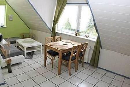 Ferienwohnung in der Krummhörn - Krummhörn - Apartamento