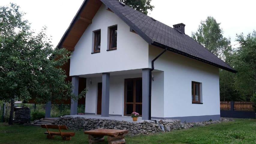 Domek w Zawoi