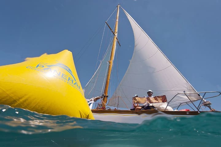 Discovering Corsica - Porto-Vecchio - Boat