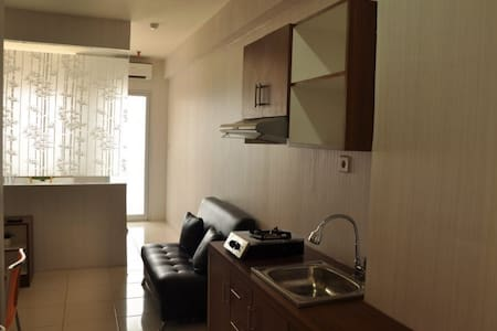 City View STUDIO Near Pondok Indah JKT&/Bogor City - Kramatjati