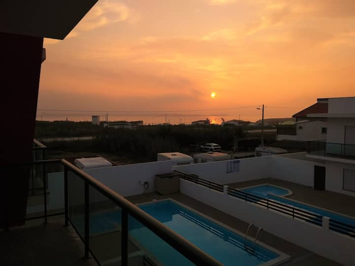 Baleal Exclusive Sea view & Pool