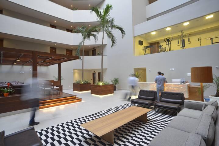 Marano Hotel excelente 4 estrelas em Salvador