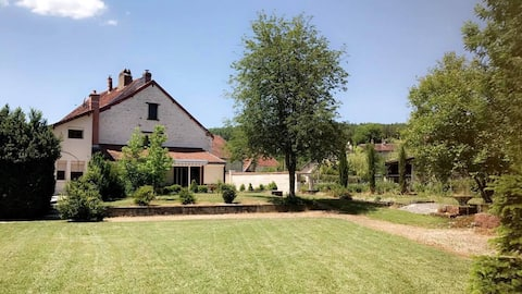 Maison de charme Bourgogne