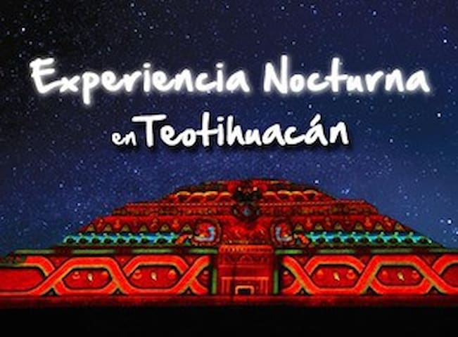 lindo y reconfortante Hostal en Teotihuacan - San Juan Teotihuacan de Arista