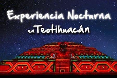 lindo y reconfortante Hostal en Teotihuacan - San Juan Teotihuacan de Arista - 旅舍