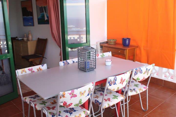 Seaside apartment. El Pris, Tacoronte