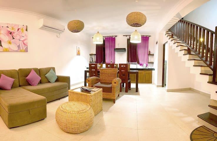 Dream Garden - Duplex with 2 bedrooms and terrace