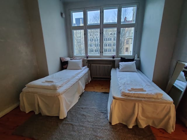 Central Helsinki apartment for quarantene or work