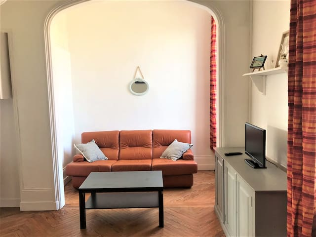 Appartement à 20min à pied de la plage de Dieppe