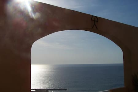 Mojacar, Spain, Penthouse, Sea view, Terrace