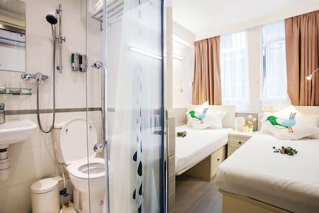 Fortune Inn Deluxe Room 6 豪華雙床房 - 香港