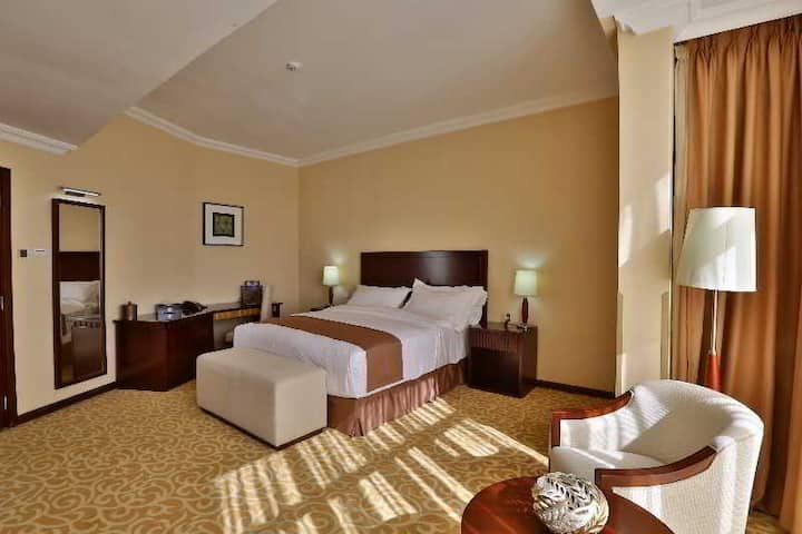 Comfortable Suite Standard At Addis Ababa