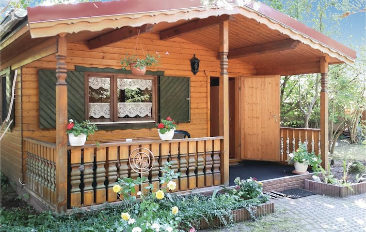 Holiday cottage with 1 room on 21 m² in Neu Zauche/Caminchen