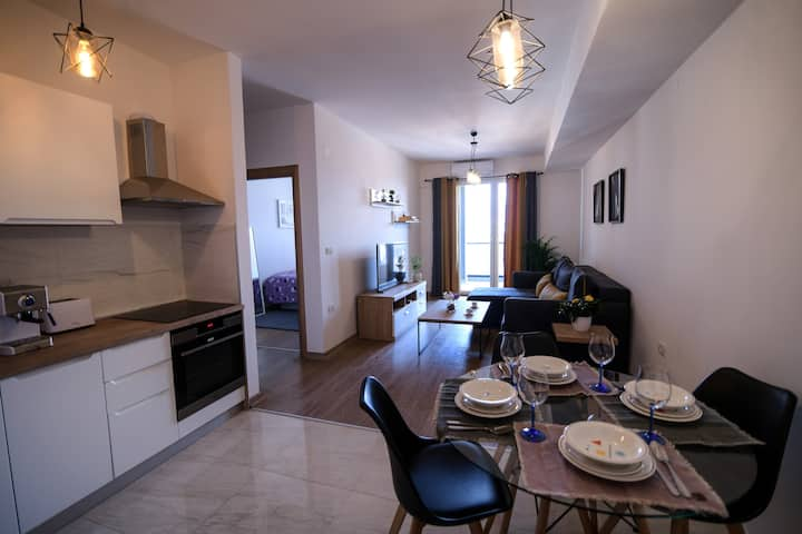 ✪Brand new luxury apartment at center of Skopje✪