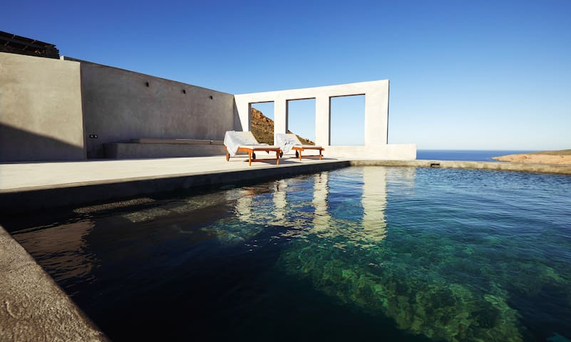 Silver Dune Villa by Mykonos Dunes