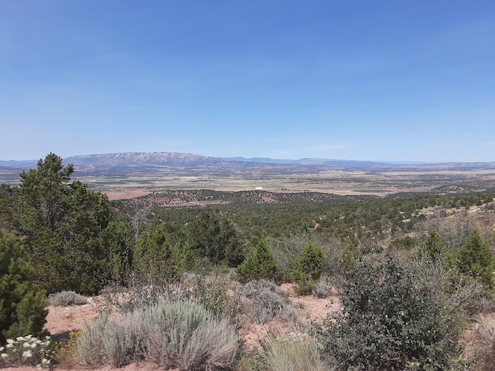 The Current Creek Camper Sites