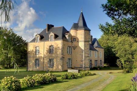 Studio au château de la Cineraye - Vay - Castle