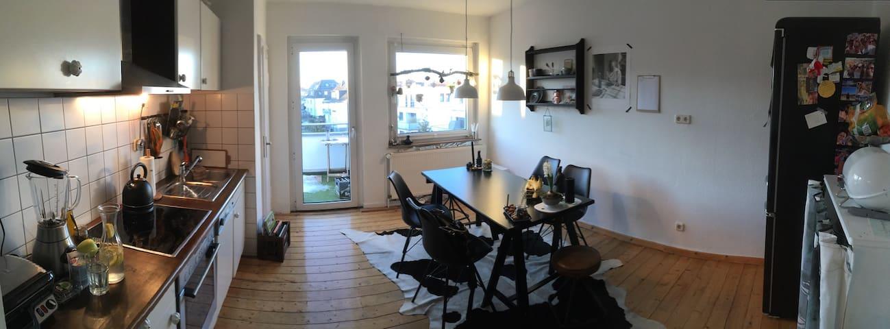 Gemütliche Wohnung in super Lage! - Paderborn - Huoneisto