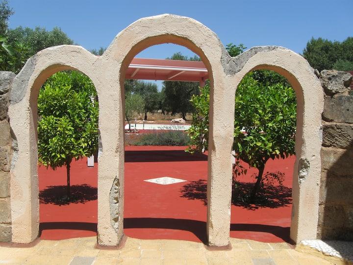Puglia-B&B VillaDellaRosa-private pool (max 4p)
