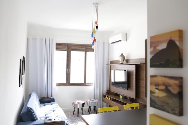 Apartamento lindo e aconchegante - Rio de Janeiro - Leilighet