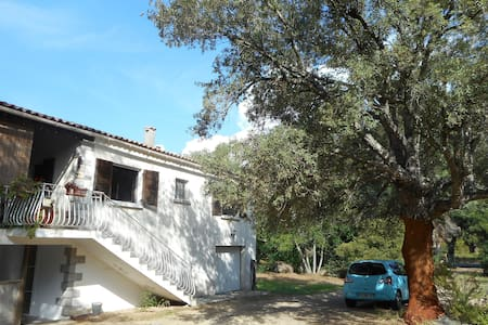 Villa de charme dans un écrin de verdure - Sainte Lucie de Porto-Vecchio
