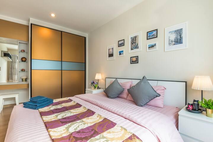 2nd Bedroom - Floor2