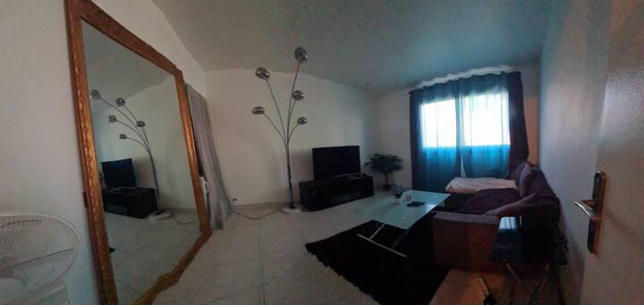 Appartement près d'Aix, cosy, pratique et équipé