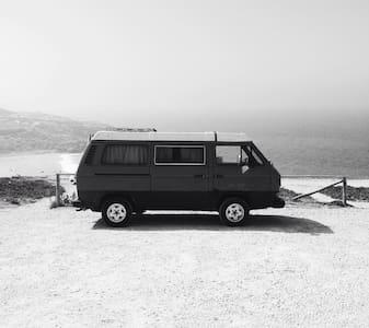 Volkswagen T3 Westfalia Camping 1980 - Lisboa