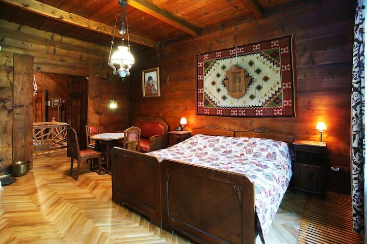 Dom Muzealny Ornak: Pokój Litworowy-Angelica Room