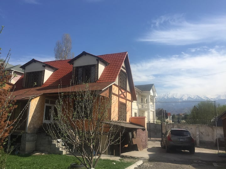 House above the city to Stay in Almaty