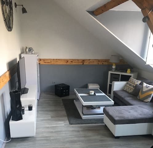 Appartement T3 - Rouen / Deville les Rouen