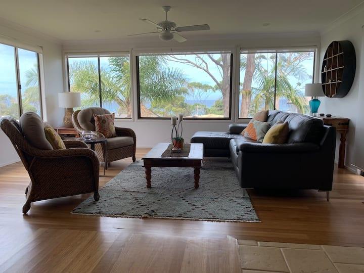 Bobbie's Beach House-the epitome of beachside life